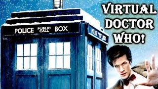 Explore Tardis In VIRTUAL REALITY! | Doctor Who VR (Oculus Rift)