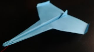 Paper Planes Origami How To Make A Paper Airplane Jet