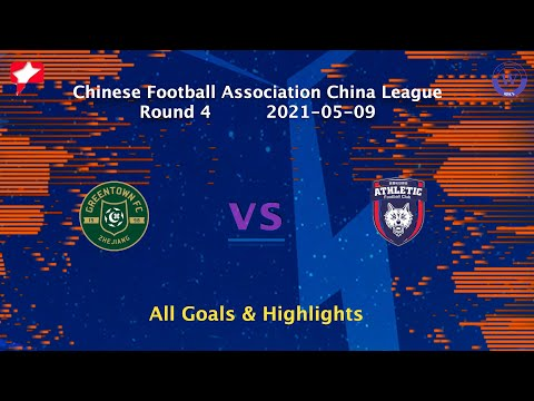 Zhejiang Greentown Shaanxi Changan Goals And Highlights