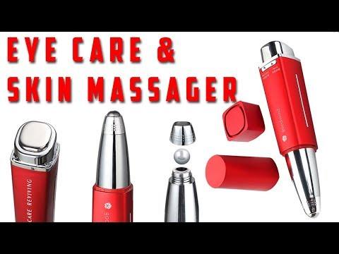 Best face massage machine | La Goodwind Electric Eye Care Face Massager