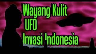Wayang Kulit UFO Indonesia