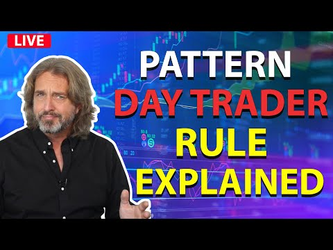 What Does The Pattern Day Trader Rule Mean?