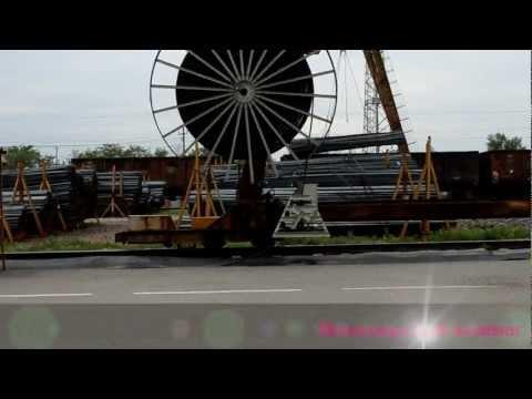 видео: ООО ПТЭ - Кабельные барабаны(моторные, гравитационные)
