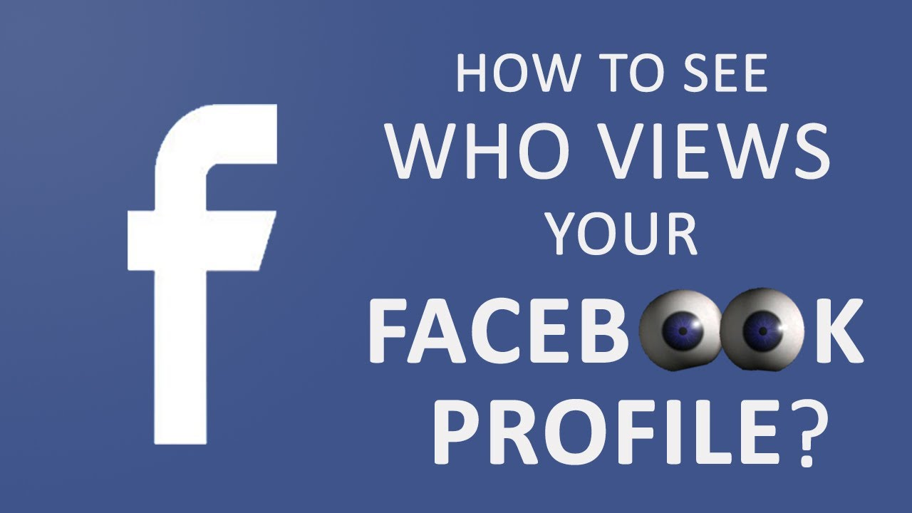 How To See Who Views Your Facebook Profile The Most 2014 ...