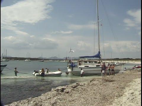 Sailing Mediterranean - 3 Isla Formentera