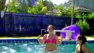 Dancin in the Pool