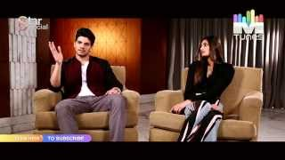 "Sooraj Pancholi & Athiya Shetty talk about ""Hero"" Exclusive only on MTunes HD"
