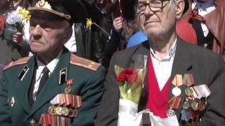 Митинг ко Дню Победы в Канавинском районе (7 мая 2015)