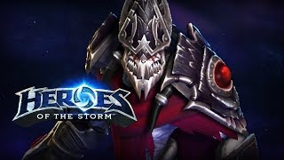 ♥ Heroes of the Storm (Gameplay) - Zeratul, Still Droppin