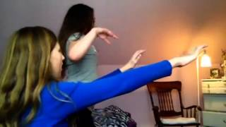 Abbie and Megan's Music Video using the Video Star App.