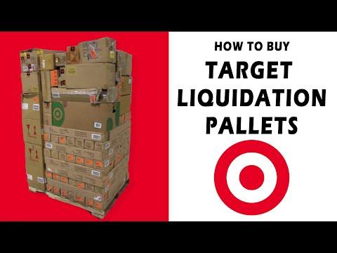 How to Buy Target Liquidation Pallets & Truckloads