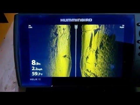 humminbird helix 10 si видео 1 - youtube, Fish Finder