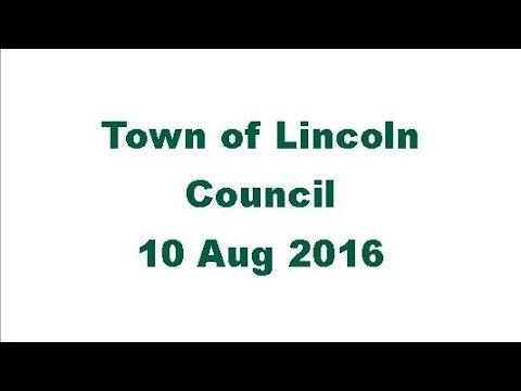 Council - 10 Aug 2016
