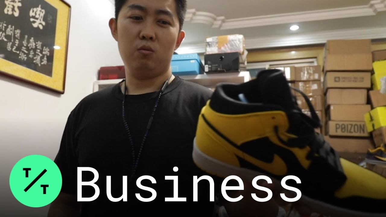 Sneaker Collecting: China's Sneakerheads Chase 6,600% Returns Flipping Air Jordans