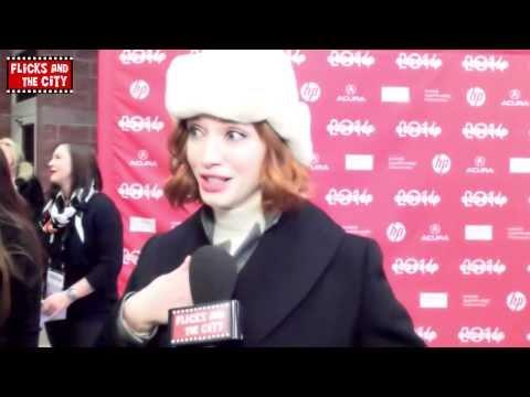 Christina Hendricks Interview - God's Pocket, Mad Men Season 7 & Ryan Gosling