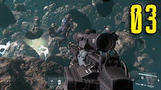 Infinite Warfare - Part 3 - Sniping in the Asteroid Belt