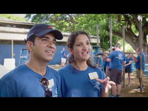 Microsoft Helps the Boys and Girls Club of Hawaii