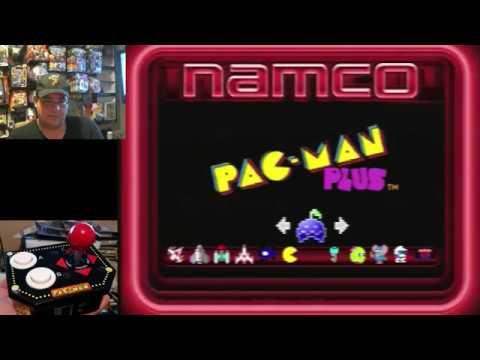 Namco Plug & Play TV Games (2008) Part 2 - Game Play