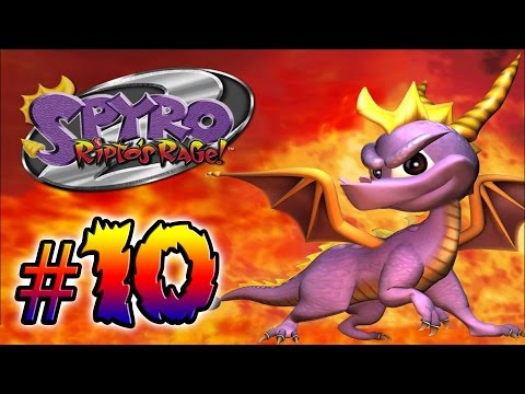 Spyro 2: Ripto's Rage! - Part 10 - Summer Forest World: Ocean Speedway