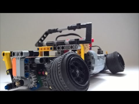 Lego Drift Car Ideas Youtube