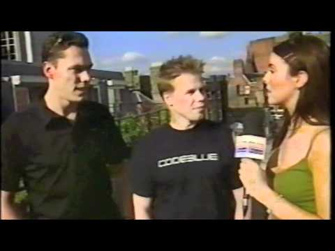 From The Archives 001 : Ferry Corsten & Tiësto a.k.a. Gouryella interview [1999]