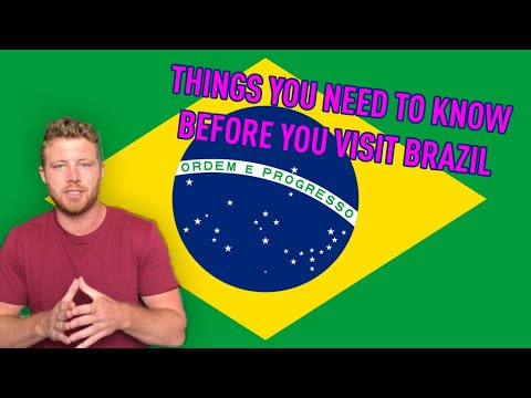 12 Things YOU Should NOT do when You VISIT BRAZIL