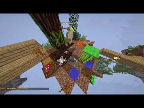 FLIGHT & ANTIKB  HACKER IN SKYWARS | CubeCraft