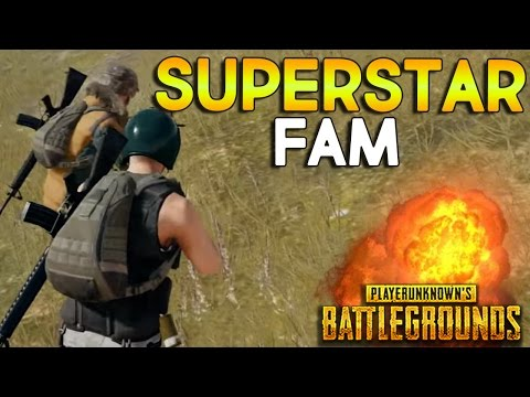 PlayerUnknown's Battlegrounds with Northernlion and SQUAD - Part 25 [SUPERSTAR FAM]