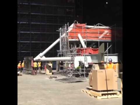 Construction of Hebron Living Quarters