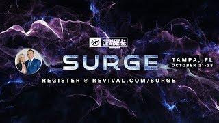 Surge | Sunday PM | 10.21.18