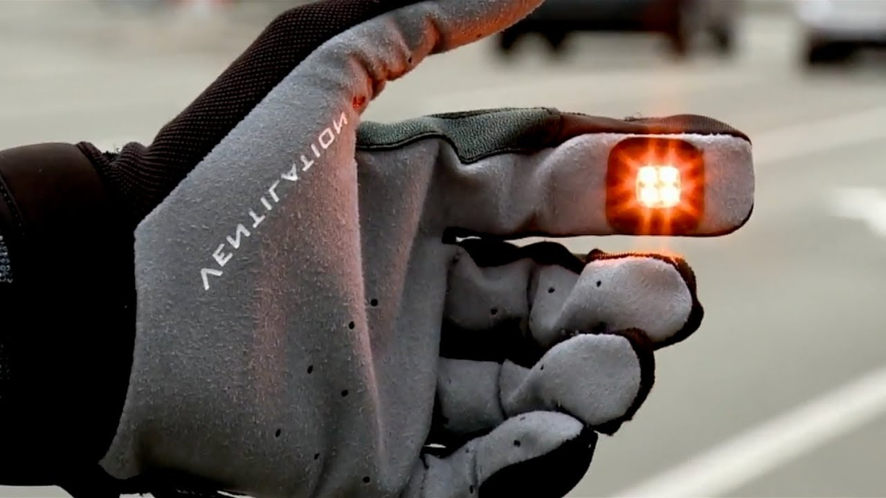 blinkerhandschuh