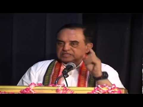 Real reasons behind fall of Rupee  by Dr Subramanian Swamy