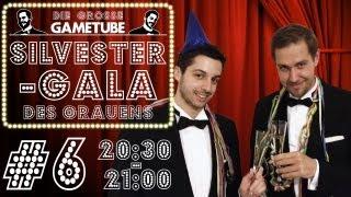 Thumbnail für Die Große GameTube-Silvestergala des Grauens - Folge #6 (20:30-21:00 Uhr)