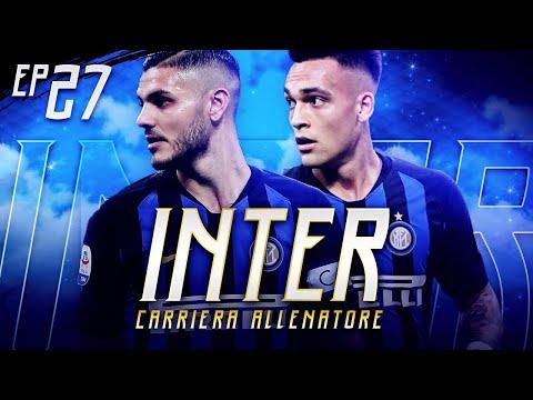 UNA INTER STELLARE!! EPISODIO PAZZESCO!! CARRIERA ALLENATORE INTER EP.27 FIFA19