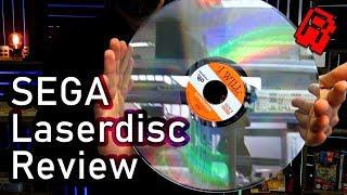 Rare SEGA Laserdisc Game with the Worst Acting Ever? | Tech Nibble
