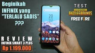 Review Infinix Smart 3 Plus Indonesia - Rp 1.2 Juta Dapat Triple Kamera