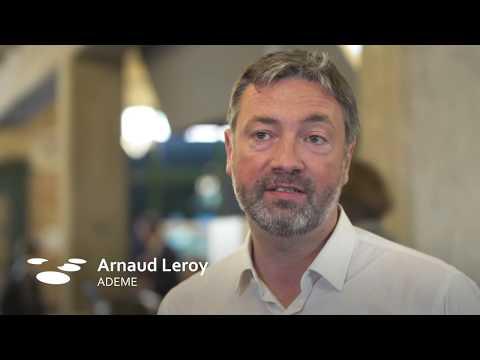 Interviews croisées dA. Leroy & A. Kuhlmann (Dena) au Tech Festival 2019