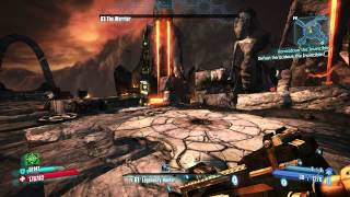 Borderlands 2 - Farming The Warrior UVHM