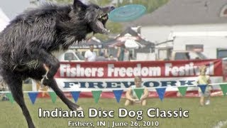 Fishers Indiana Disc Dog Classic 2010