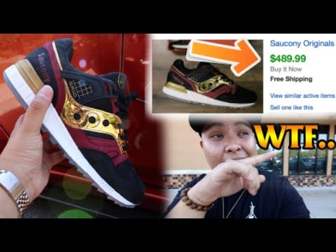 MY SNEAKERS ACTUALLY SOLD FOR OVER $450... WTF!!! (SNEAKER VLOG) *MUST WATCH*