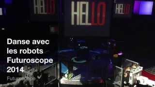 Danse avec les robots (niv 1 et 3) - Futuroscope