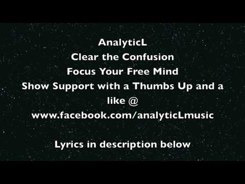 AnalyticL - Clear the Confusion (APIR Mixtape 2013)