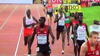 Mo Farah Wins 5000m Final IAAF World Championship 2015 Beijing