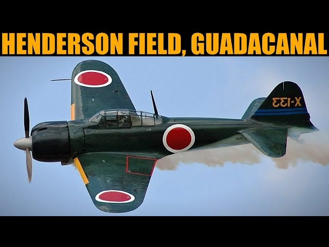 WWII Pacific Campaign: 1942 The Fight For Guadacanal | IL-2 Sturmovik