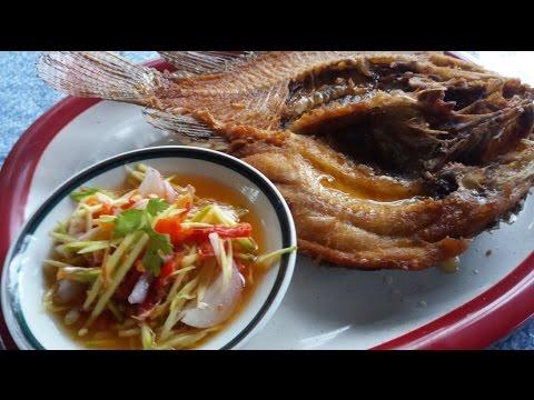 ปลานิลทอดน้ำปลา [P51] อร่อยง่ายๆ สไตล์หยงหยี