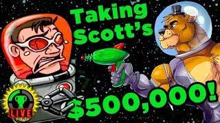 MatPat, Markiplier, & Dawko Take Scott's Money in NEW FNAF! (St. Jude Charity Livestream)