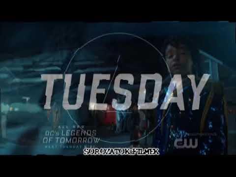 Download DC's Legends of Tomorrow Season 3 Episode 2-4 - Trailer (October)