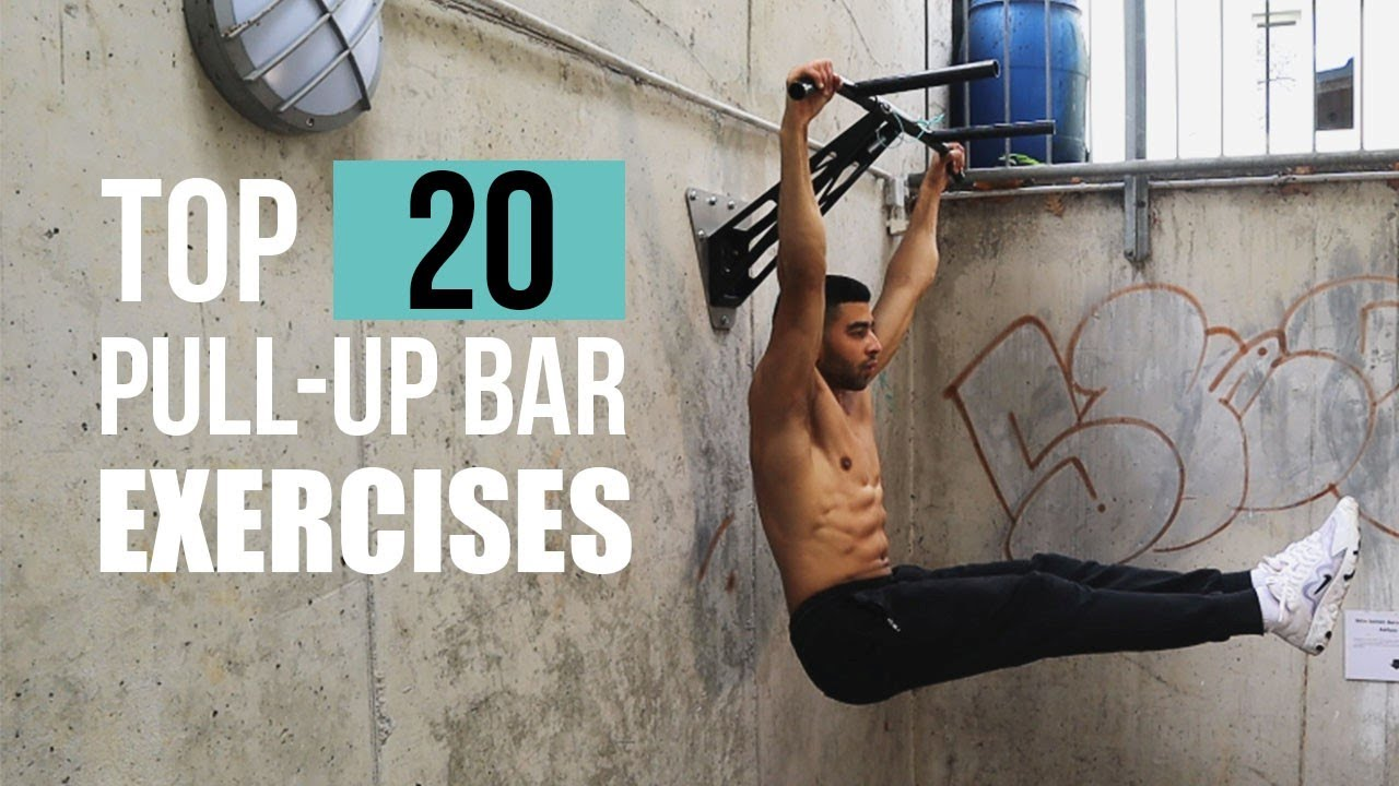 Top 20 Wall Pull-Up Bar Exercises