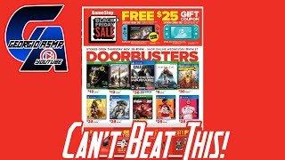 Gamestop 2019 Black Friday Deals | Asmr