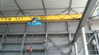 Кран-балка опорная 3.2 тонн, частотное управление(, 2015-09-01T17:08:40.000Z)